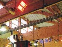 Ogrzewanie budynków przemysłowych