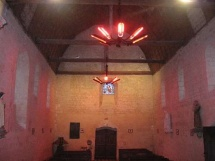Ogrzewanie w kościole