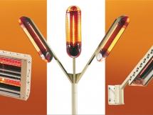 Elektryczne promienniki podczerwieni
