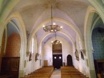 Ogrzewanie kościoła
